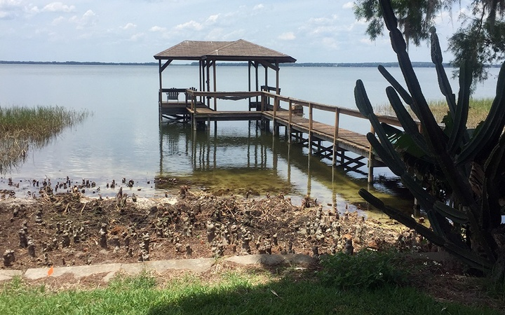 Lake Eustis Home