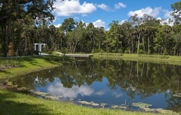 Why Storm Water Retention Ponds are so Important in Florida.